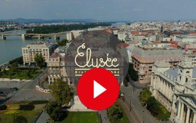 Drónvideó – Elysée Bistro